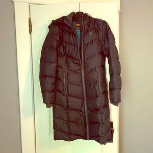 Brooklyn Industries down long jacket